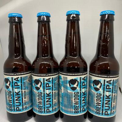 Brewdog Punk IPA 330ml 4 Bottles