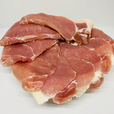 Un-smoked Back Bacon (16 slices)