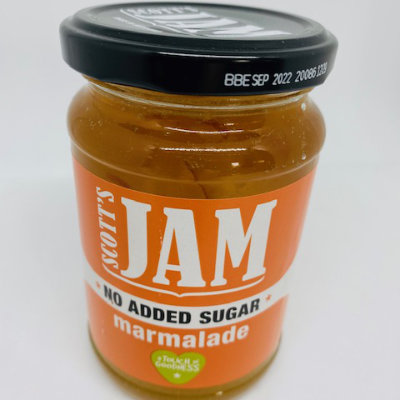 Scotts no added sugar Marmalade 340g