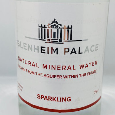 Blenheim Palace Sparkling Water 75cl