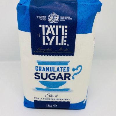 Tate & Lyle Granulated Sugar 1 Kilo